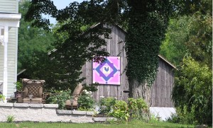 Champaign County, Ohio Barn Quilt Tour