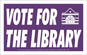 Vote for the Champaign County, Ohio, Library