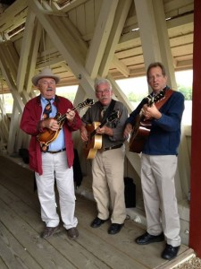 Covered Bridge and Bluegrass Festival