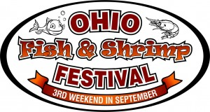 Ohio Fish & Shrimp Frestival logo