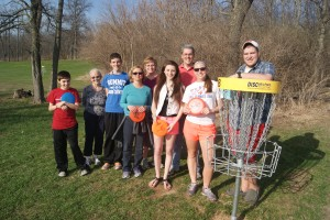 The Urbana Hilltop Disc Golf Course offered fun, quality family time.
