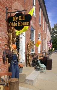 My Old Ohio House, Monument Square District, Urbana, Ohio