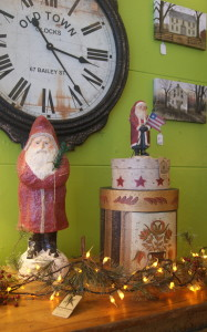 Holiday Open House in Urbana, Ohio's downtown Monument Square District.