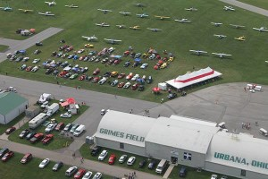 Mid-Eastern Regional Fly-in, Grimes Field, Urbana, Ohio
